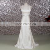 RSE649 Crystal Heavy Beaded Evening Dresses Ladies Long Evening Party Wear Gown