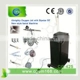 CG-425 New arrival!!! New Products for 2015 portable oxygen for hair laser growth pdt led