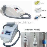 Nd Yag Laser Machine Active Q High Power Laser Pigment Removal Q-switch Laser Tattoo Removal Machine 0.5HZ
