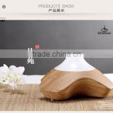 GX Diffuser Light Wood electric aroma diffuser with sound diffuser