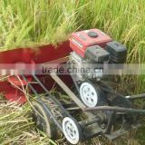 Factory direcly supply best price mini rice paddy cutting machine
