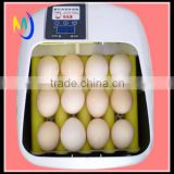 automatic small chicken duck quail goose pigeon egg incubator egg hatching machine for sale