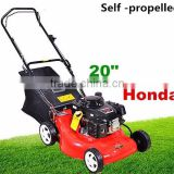 honda gxv160 engine lawn mower with 4 stroke engine 5.5HP