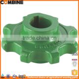 Replace Combine harvester roller chain sprocket H177988 for John Deere