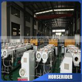 hdpe ldpe ppr pipe making plant/pe ppr 16 to 1000mm pipe production machine price