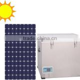 45L DC Compressor Single Cabinet Chest Freezer with Solar Power System