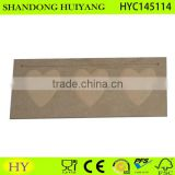 wholesale custom blank MDF wooden picture frame