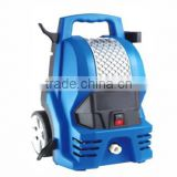 VTB-70P typ High pressure cleaner electric pressure washer 70bar 1100PSI w/Spray gun detergent tank power hose car wash machine