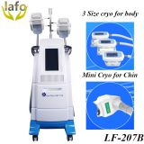 4 handle cryolipolysis fat freezing slimming machine for fat removal