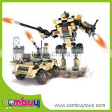 242 PCS Building blocks plastic toy army soldiers