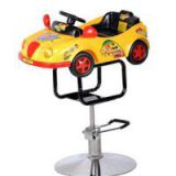 Baby Salon Chair With Plastic Car