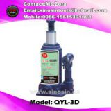 3 T bottle jack/ jacks/ hydraulic bottle jack/ auto repair tool