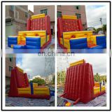 funny inflatable rock climbing wall giant climbing wall for sale outdoor used climbing wall