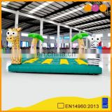AOQI new products inflatable Safari Molo Attack/other sports entertainment products