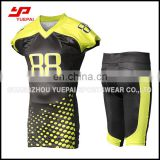 wholesale design your own youth american football uniforms jersey