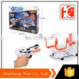 new product rotating shooting games educational interactive toys with music