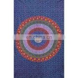 Cotton Mandala Tapestry Indian Tapestry Mandala Tapestry Wall Hanging