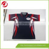 Custom made new design cricket jerseys