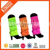 2017 Winter fashion hotsale custom acrylic knit leg warmers
