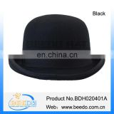Classical wool felt stovepipe hats black for sale