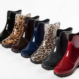 Hi-Q Popular Style Women shoes,New fashion Lady rain shoes,Recreation rain shoes,Women rain shoes
