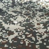 CVC Waterproof Digital Camouflage Uniform Fabric