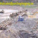 Mine classifier linear/circular vibrating screen machine