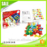 Educational plastic hot selling toy go board game for kids