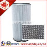 Patent METAL STATIC-FREE Spray Booth Dust Filter (FW3260)