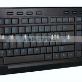 Newest high quality latest computer usb mini bluetooth keyboard from China factory