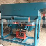 CE Certification Mineral Jig Machine for Iron,placer gold,tin,tungsten,lead,zinc,antimony,manganese