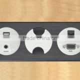 wall / table Universal electrical multi socket plug outlet