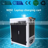 Moveable Laptop Charging cart charge cabinet office furniture educational equipment