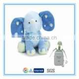 Custom voice recording stuffed plush elephant toys