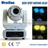 China supplier DMX control DJ Lighting SPOT LED stage moving head 60W led light