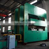 hydraulic press type rubber vulcanization/Rubber mat manufacturing machine plate rubber vulcanizer
