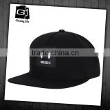 Custom customize snapback caps hats hot design leather patch logo snapback caps wholesale