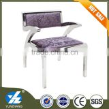 Modern furniture stainless steel waiting room chair                                                                         Quality Choice