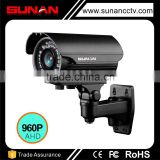 Made in china 1.3mp ahd camera, best home surveillance camera with 2.8-12mm varifocal lens