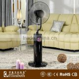 Wholesale 16 inch solar window fan battery operated standing fan for summer