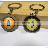 Billiard Ball keychain for Billiard Tools Children Gifts