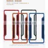 NILLKIN Armor Border series ultra thin and light TPU + PC bumper frame for Sony Xperia Z3 L55 MT-2744