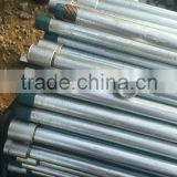 best selling products pre galvanized steel pipe/corrugated galvanized steel culvert pip/galvanized round steel pipe allibaba com