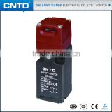 China Wholesale CNTD EN60947 Standard IP65 Rated 24V Dual Contact Safety Interlock Switches with Optional Key (CZ-93B)                                                                         Quality Choice