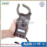 M266 AC/DC Voltage AC Current Resistance Insulation Tester Digital Earth Ground Unit Megohmmeter Clamp Meter