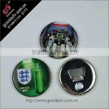 New arrival wholesale cans bottles and cartoons opener / fridge magnet bottle opener for beer / promotional bottle opener