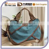 New Design Korean Style Durable Shoulder Canvas Handbag Bag Best Selling Messenger Popular Casual Beach Bag