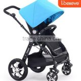 2016 Best selling good quality hot design two directions china baby stroller manufacturer