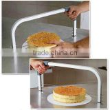 Adjustable Wire Cake Slicer Leveler 3 CAKE LAYER SLICER LEVELLER INTERLAYER