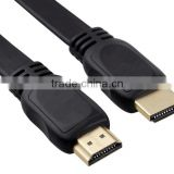 Flat HDMI cable 15M 20M 30M for 4K 3D for Version1.4